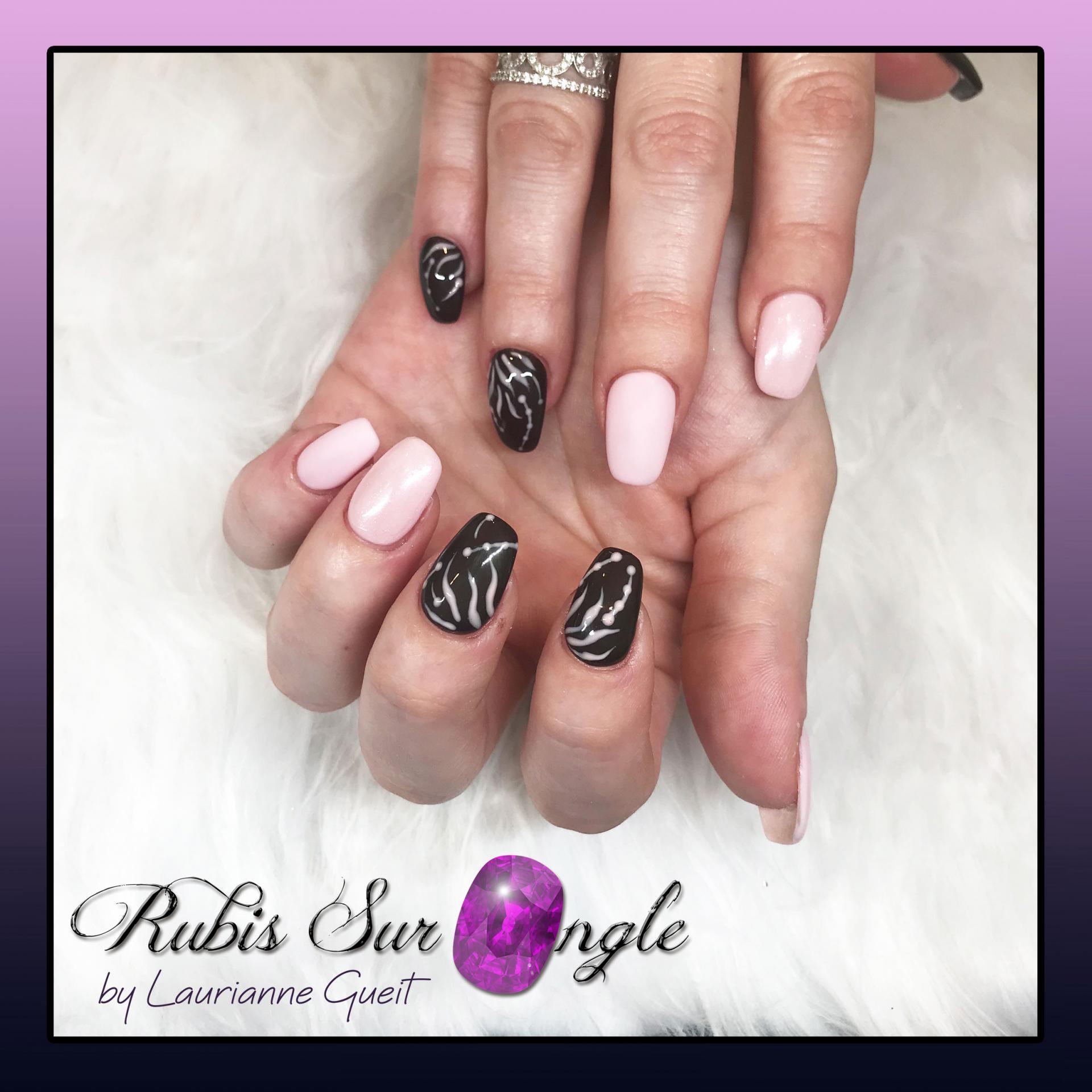 Rubis Sur Ongle Manucure Nail Art
