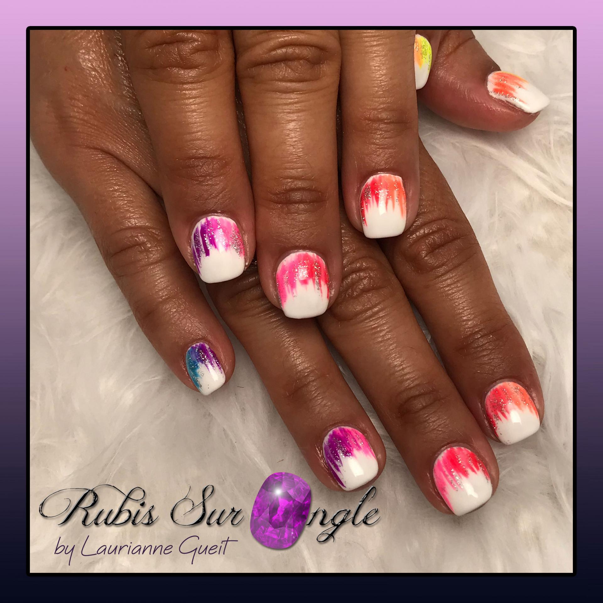 Rubis-Sur-Ongle-Nail-Art-Ete-Multicolor